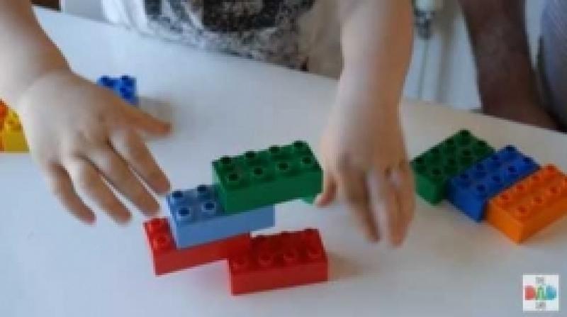 Matemaatika lego klotsidega
