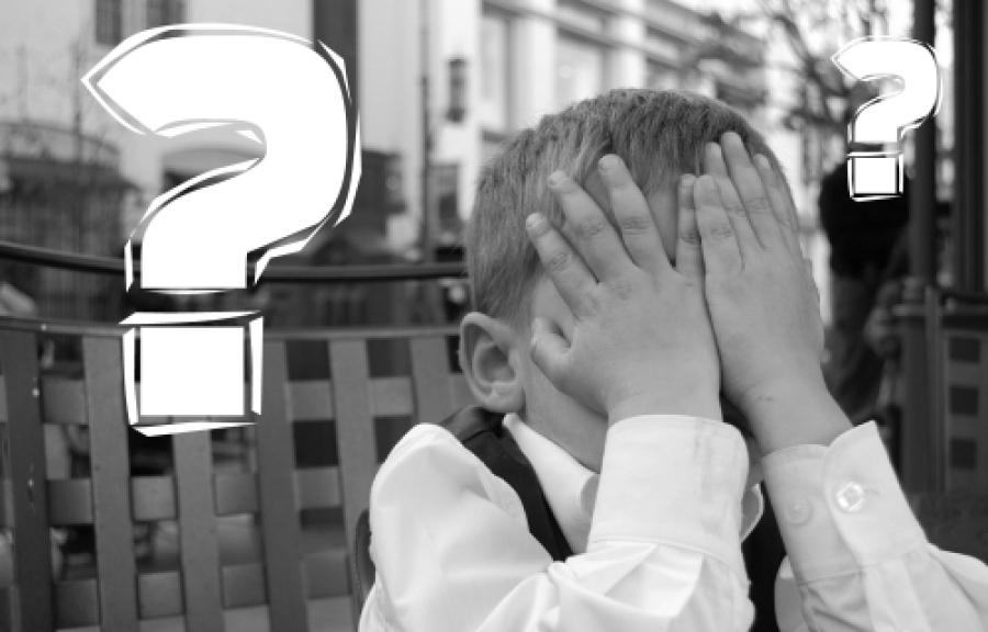 Miks me laseme lastel endale pähe istuda?