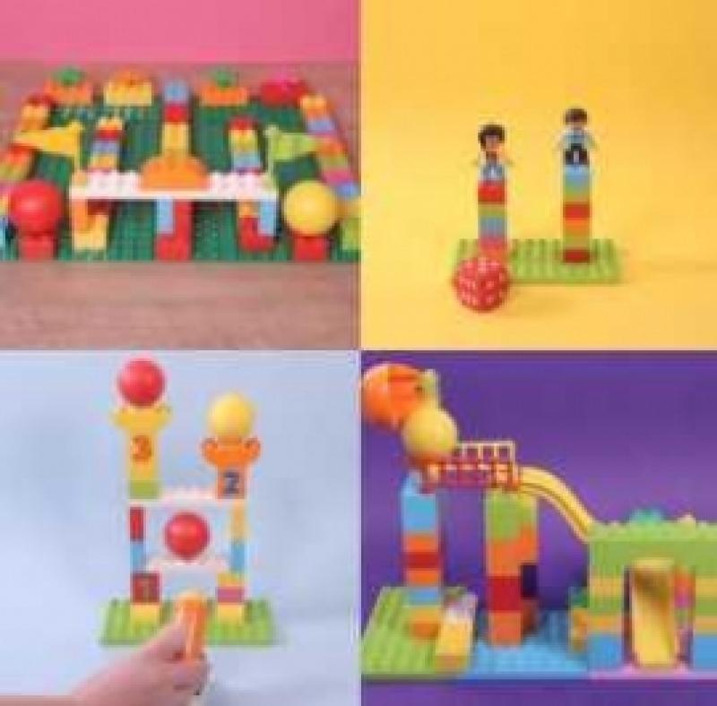 LEGO DUPLO klotside lahedad võimalused!