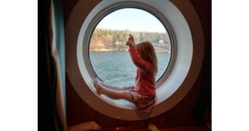 Kuhu minna ja mida teha Rootsis väikelastega? 1.  KruiisilaevasBALTIC QUEEN