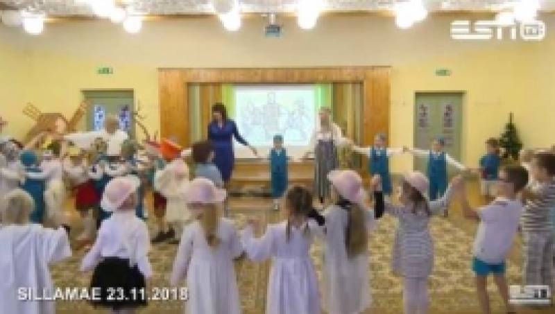 Kadripäev lasteaias 2018