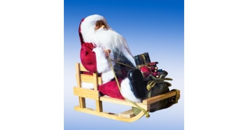 Jõulutaadi ootel - Sõitsid saanid, sõitsid reed ...