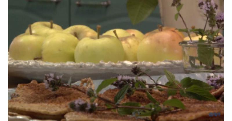 Õunad hommikumantlis