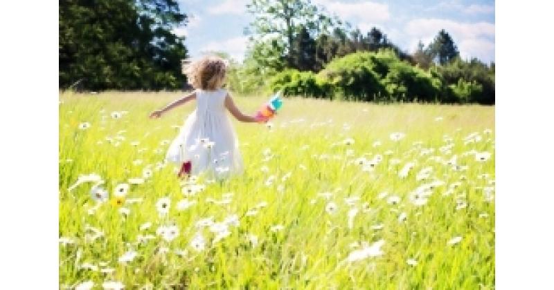 Väikse lapse rõõm
